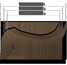 Dobieranie siodeł według rozmiaru