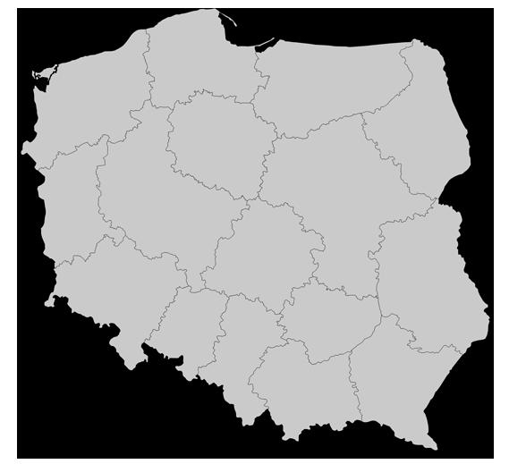 Mapa Polskich Sklepów Prestige