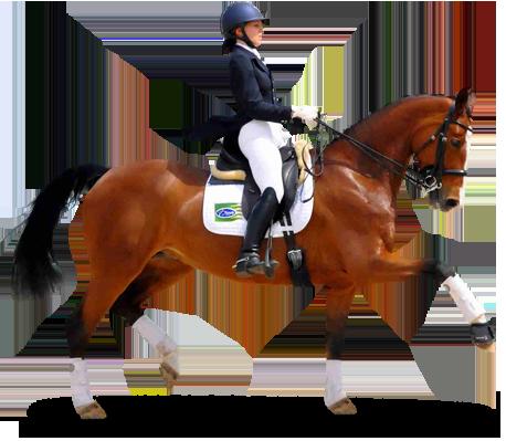 Jeździec Anna Łukasik