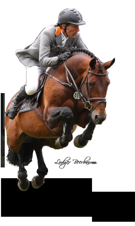 Jeździec Ludger Beerbaum