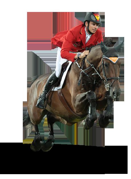 Jeździec Marco Kutscher